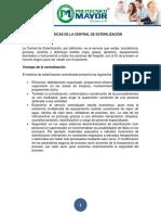 1 Aréas de la Central de Esterilización (3)