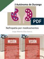 Nefropatía por medicamentos.pptx
