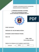 3. CANTERA DE PRIMER ORDEN(2-10-18)