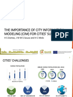 SBE19-Brussels_The-Importance-of-CIM-for-Cities-Sustainability