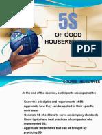 5S - Good Housekeeping