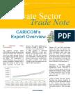 OTN - Private Sector Trade Note - Vol 16 2010