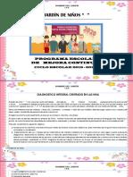 PEMC Programa Escolar de Mejora Continua
