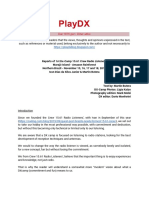 DxCamp Marajo Reports and Log - PlayDX 2020