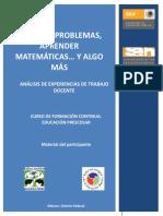 RESOLVER PROBLEMAS APRENDER MATEMATICAS Y ALGO MAS.pdf