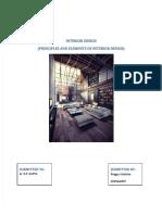 Interior Designing And Decoration 1 Building Materials Color