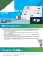 FUENTES DE ENERGIA ELECTRICA - PERU