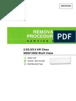 Manual Daikin Inverter FTKV25NVM4