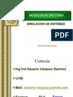 CLASE 1 Simulación de sistemas