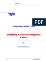 Drillstring Failure Report1