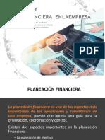 Planeación Financiera MFT