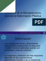 Clase 2 Evolución de la Microestructura durante la Deformación Plástica.pdf