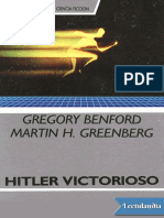 Hitler victorioso - Gregory Benford