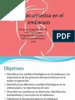Farmacocinetica en el Embarazo.pptx