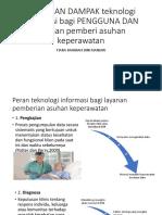 Peran DAN DAMPAK teknologi informasi bagi PENGGUNA DAN.pptx