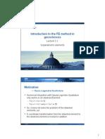 3-Lecture Quadrature Iso Parametric Element 2010