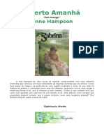 44. Incerto Amanhã - Anne Hampson.doc