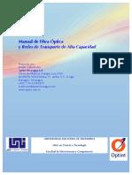 Manual de Fibra Óptica y Redes de Alta Capacidad