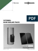 Vitosol Dhw Solar Pack Osi