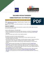 HR Education Podcast Transcript 2