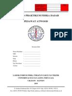 Format Cover Praktikum Fisika Dasar 2019