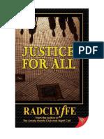 Radclyffe - justicia 05 - Justicia para todos - Justice for all.pdf