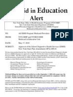 Medicaid Alert 10 1