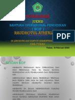 Sosialisasi BOP Tahun Anggaran 2020.ppt