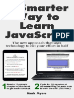 A Smarter Way to Learn JavaScript_ the New - Myers, Mark