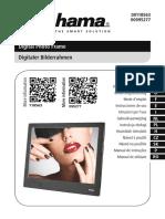 HAMA-Digitaler Bilderrahmen