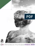 FILMOTECA de Coslada / Programación Marzo 2020