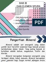 MINERAL dan ELEMEN SPURA (KEL7 12 AFAR).pptx
