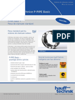 P-Pipe Basic_fisa tehnica_ro