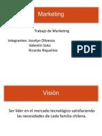 presentacion de marketingii
