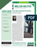 Miller Hilites Winter 2010
