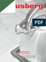 Catalog Klausberg 2020
