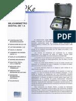 MILIOHMIMETRO MO-2Ke - HOJA DE DATOS.pdf