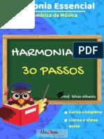 eBook Curso Harmonia em 30 PASSOS