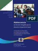 Adolescencia - Un Servicio Amigable para la Atencion FUSA