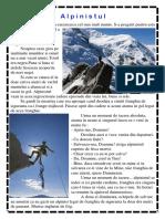 Povestiri Cu Talc - Alpinistul