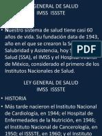 LEY GENERAL DE SALUD copiar