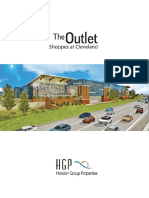 The Outlet Shoppes at Cleveland proposal