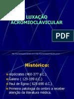 LUXAcaO ACROMIOCLAVICULAR