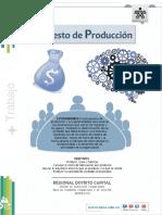 63. Presupuesto de Producción