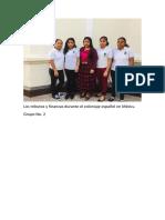Los tributos y finanzas durante el coloniaje español en México.docx