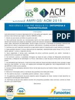 ACM-AMRIGS 2015