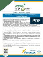 ACM-AMRIGS 2016