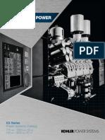 KX Series Brochure (715-3300kVA)