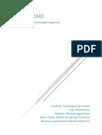 Magnetización e Intensidad magnética