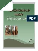 produccion organica en PRY